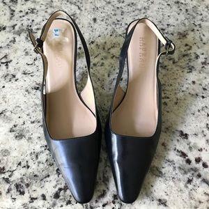 Ralph Lauren sling back shoes